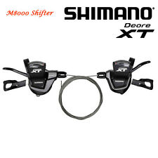 Shimano Deore XT M8000 11 Speed Front / Rear Set MTB Mountain Bike Shifter