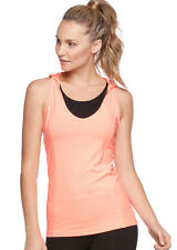 NEW Womens Lorna Jane Activewear Trista Hooded Excel Tank