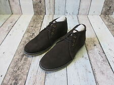 Penguin Suede Lawyer Desert Boot Brown size 6/EU40 and 7/EU41 (3269353 loc W2)