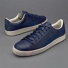 Shoes Puma Basket Classic 361352 02 sneakers man Blue Retrò