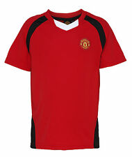 Official Football Merch Kids Manchester Utd FC t-shirt - OF101