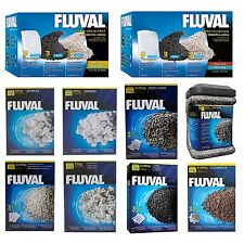 Fluval Filtration Media ClearMax Phosphate Remover Carbon Biomax Ammonia ZeoCarb