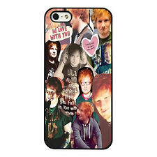 Ed Sheeran Cool Collage PHONE CASE COVER fits IPHONE 4s 5s 5c 6s 6+