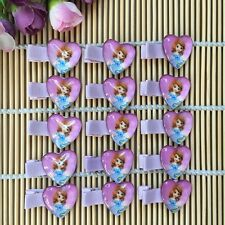 15PCS/LOT Pet Dog princess clip cat Accessories Grooming Hair Bows Dogs hairpins