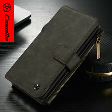 Luxury Vintage Genuine Flip Leather Case Cover for Samsung Galaxy Note 7 /Note 5