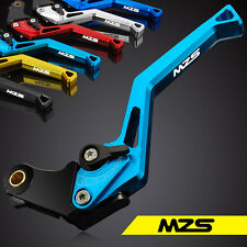 MZS Clutch Brake CNC Levers For TRIUMPH Sprint ST/ABS 05-2010 Daytona 955i 04-06