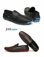 Mans Casual Boat Shoes Slip On Designer Deck Loafers JAS Fashion Moccasins Size
