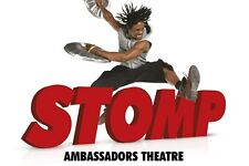 London Theatre and Hotel Package - STOMP -  Tickets From £139