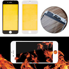 Outer Lens Front Glass Touch Screen +Frame Bezel Cover For iphone 5 5S 6 6S Plus