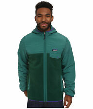 Patagonia Jacket Shelled Synch Snap-T Hoodie $200