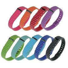 Replacement Wristband Band For Fitbit Flex Large Small Polka Dot Print 9 Choices