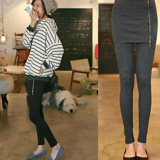 New Women Warm Winter Skinny Slim Leggings Thick Footless Stretch Pants
