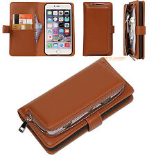 New Luxury Flip Wallet PU Leather Holder Case Cover For Apple iPhone 6 6s Plus