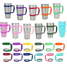 20/30 oz Lid Handle For Yeti for Rambler Tumbler Replacement Cup Holder Straws