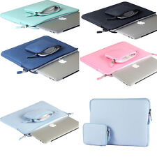 Notebook Laptop Sleeve Case Pouch Bag Cover For Macbook Air Pro 11 12 13 15 Inch
