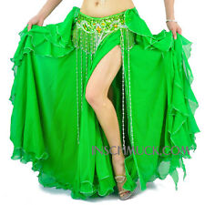 C211 Belly Dance Costume Skirt Tribal Fusion Belly Dance