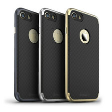 Luxury Armor Hard Bumper Soft Rubber Matte Case Cover For iPhone 7/7Plus