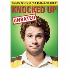 Knocked Up (DVD, 2007, Unrated and Unprotected; full screen)