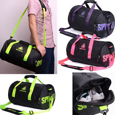 Waterproof Men Women Gym Bag Shoulder Bag Sports Bag Handbag Luggage Daypack New