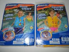 Inflatable Swim Vest Life Jacket Pool Beach 3-5yrs Safety Swimming Toddler Child