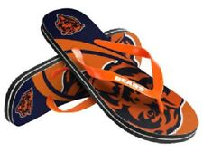 Chicago Bears NFL Forever Collectibles Youth Mascot Flip Flops