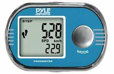 Pyle Audio PPD71 Sports Pedometer Personalized Calibration for Walking and