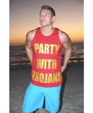 Party With Trojans Tank Top College Football USC