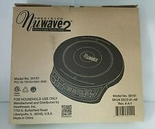 precision nuwave 2 induction cooktop manual