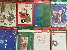 Pack of 8 or 15 Christmas Postcards - 8 Designs - Your Choice