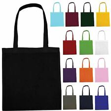 10 Pack Shopping Shoulder Tote Shopper Bags - Not Cotton Canvas Bag LOT