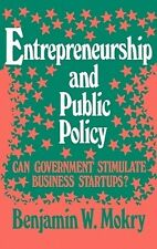 Entrepreneurship and Public Policy: Can Government Stimulate Business Start-ups?