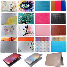 "For Macbook Air Pro Retina 11"" 12"" 13"" 15"" Rubberized Hard Skin Case Cover"