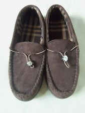 Weatherproof 32 Degree Slippers with Memory Foam Thinsulate Brown, Tan or Black