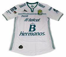 Club Leon Authentic Away Soccer Jersey By Pirma Official Licensed Product NWT