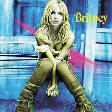 Britney by Britney Spears CD