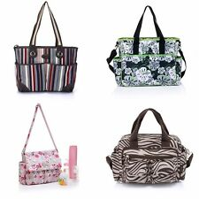 4 Types Larger Baby Diaper Nappy Changing mat Mommy Tote Handbag Bag US STOCK
