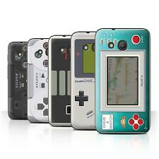 "STUFF4 Back Case/Cover/Skin for Alcatel Pixi 4 (4"")/Games Console"