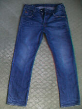 MENS G STAR GRAYSON STRAIGHT JEANS SIZE 33
