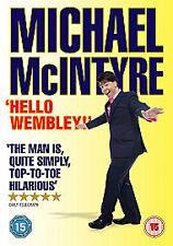 Michael McIntyre - Live 2009 - Hello Wembley (DVD, 2009) - FREE UK DELIVERY