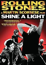 Shine a Light (DVD, 2008) Mick Jagger, Keith Richards, Rolling Stones