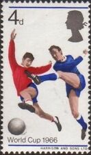 Great Britain 1966 SG693 4d World Cup Football MNH