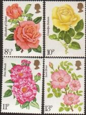 Great Britain 1976 SG1006 Roses set MNH
