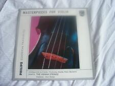 GBL 5570 Masterpieces for Violin Vienna Strings Richter