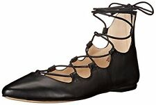 Nine West SIGNMEUP LEATHER Womens Signmeup Leather Ballet Flat