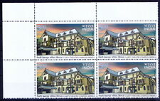 India 2014 MNH Plate Blk of 4, Gaiety Theater, Shimla, Monument, Architecture -N