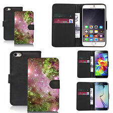 pu leather wallet case for many Mobile phones - starstreak