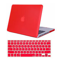 "Rubberized Crystal Hard Shell Case Cover+Keyboard Skin For MacBook PRO 15"" A1286"