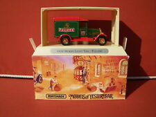 MATCHBOX COLLECTABLES GREAT BEERS YGB04 1929 MORRIS LIGHT VAN FULLERS