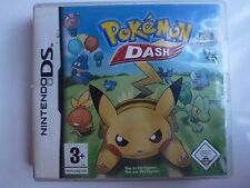 POKEMON DASH FOR NINTENDO DS 3DS 2DS GAME PAL