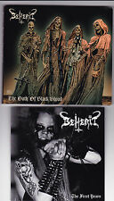 BEHERIT The First Years + Oath Of Black Blood Lot CD Dawn Devil's Death BATHORY